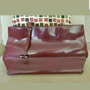FURLA - Medium Shoulder Bag - Burgandy